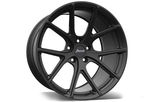 Hellcat Race Wheel Black